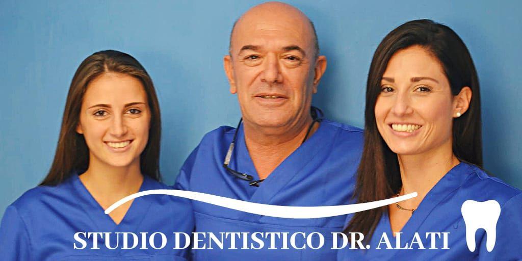 dott.ssa Giulia Sabatino - dott. Giorgio Alati - dott.ssa ELena Di Lella
